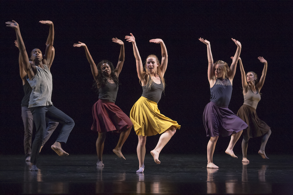 Repertory Dance Theatre addresses conflict and hope with