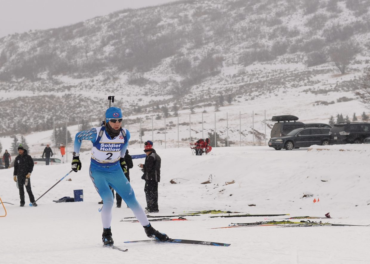 Soldier Hollow athletes qualify for biathlon Youth and