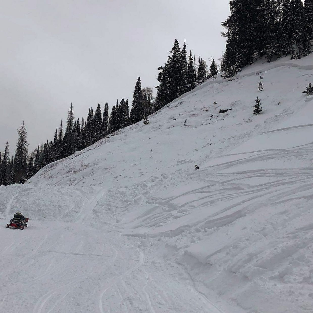 Avalanche forecasters warn of danger after death in Summit