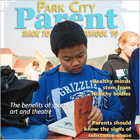 Park City Parent – Back to School 2019
