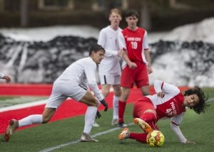 Miners soccer defeats Stallions in overtime repeat