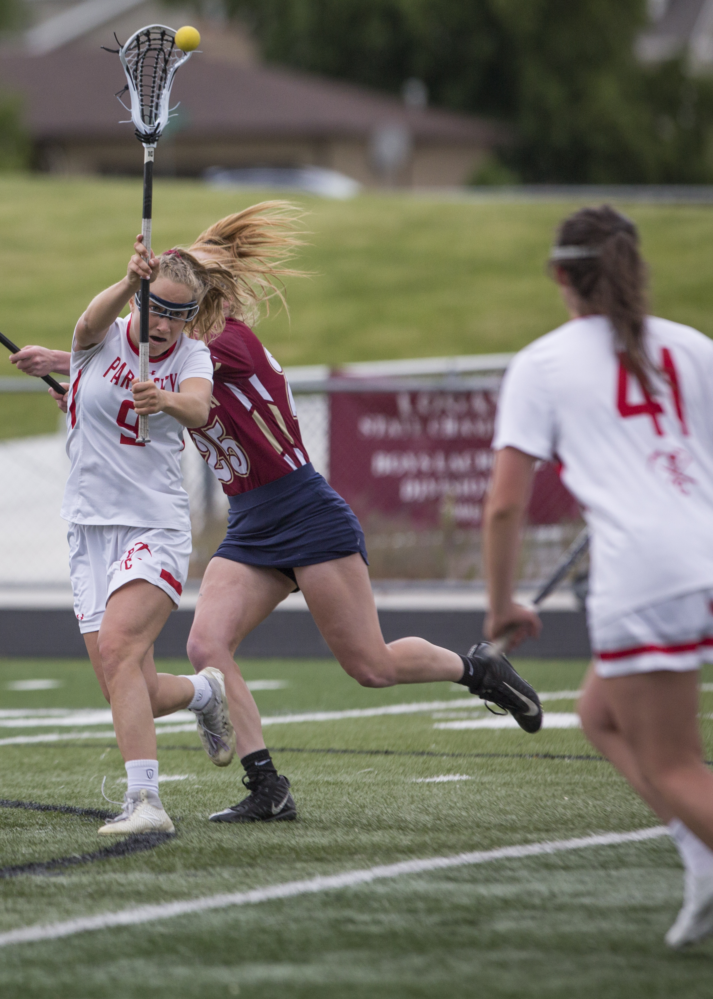 Park City girls lacrosse falls to Herriman in state title rematch