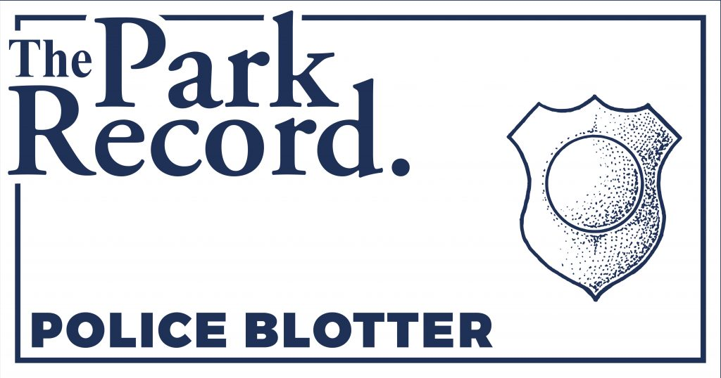 Park City police blotter: Person seen taking clothes off on