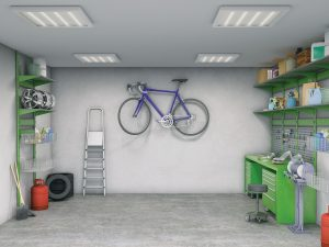 Weekend Warrior: Garage Makeover