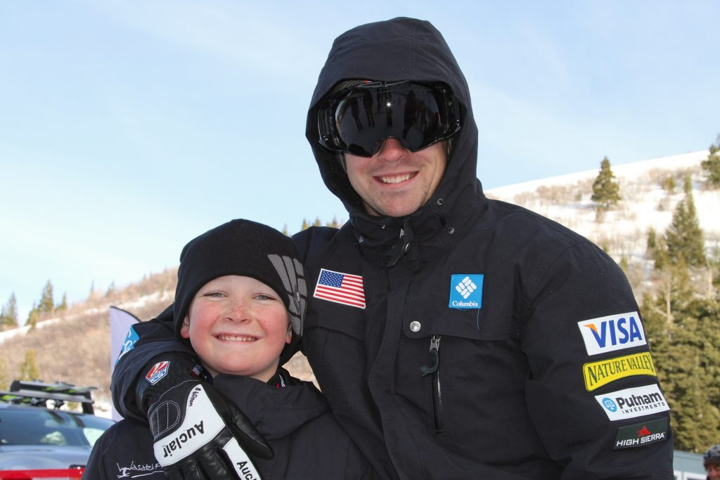 Nick Page, Winter Sports School athlete, qualifies for national moguls team