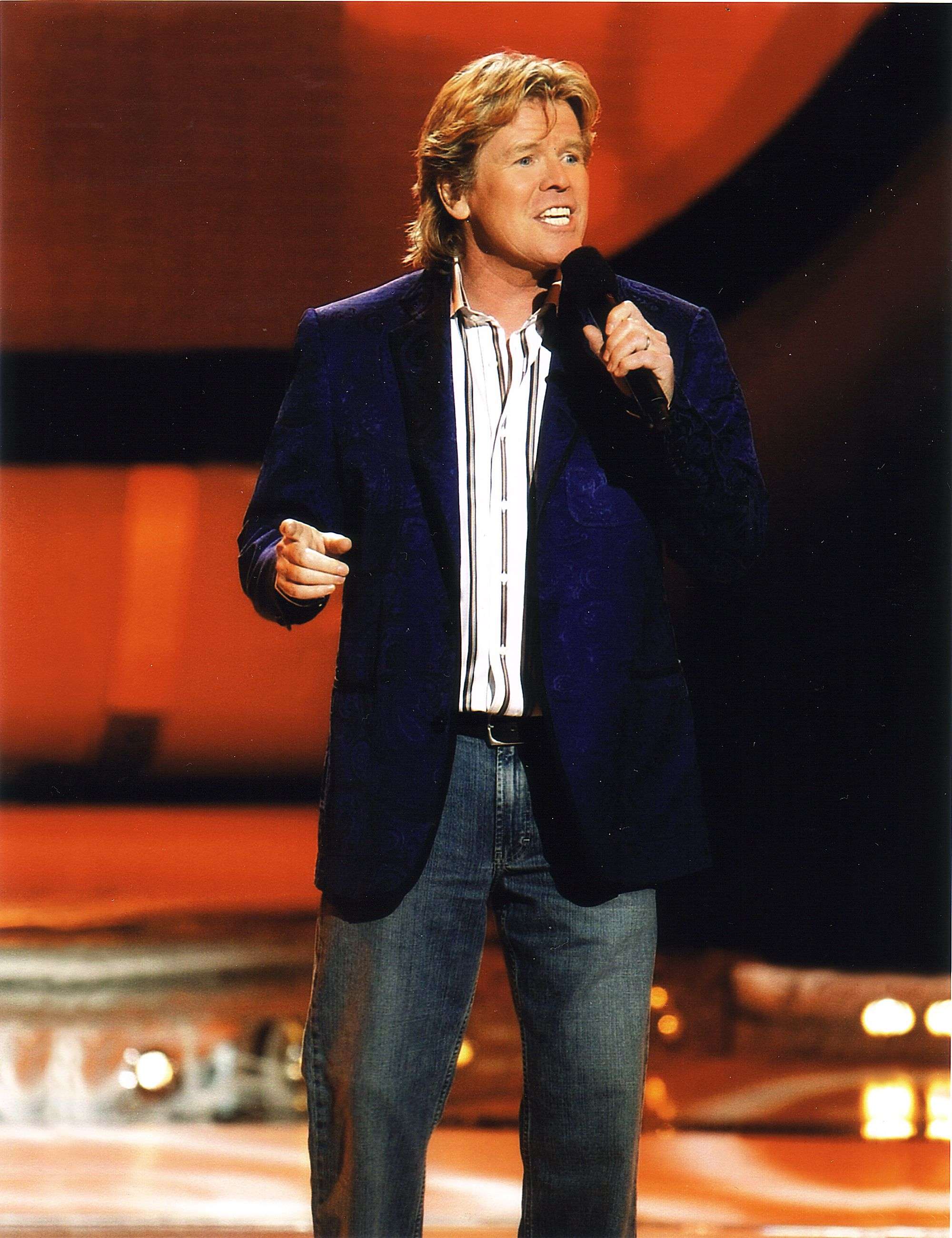 Peter Noone, performing in Park City this weekend, was at ground zero of the British Invasion