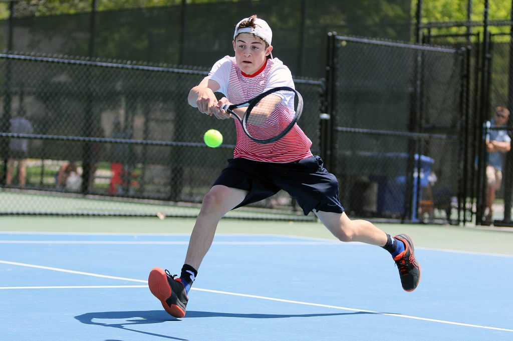 Miners boys tennis takes state title with third-singles win