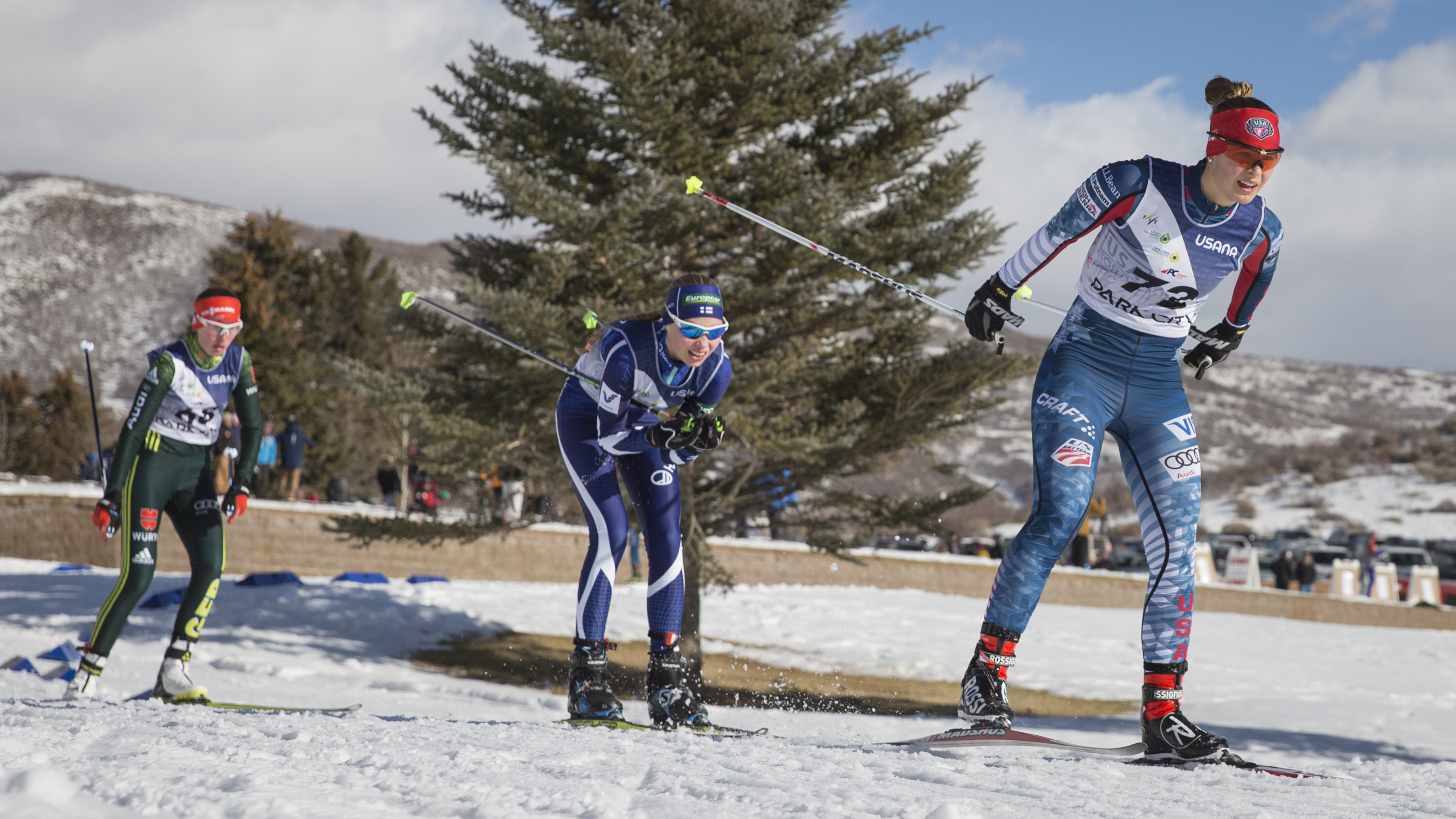 After leaving a site 'near Taco Bell,' USA Nordic is in a good position for Cortina