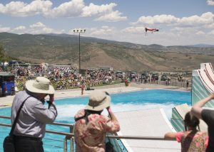 Utah Olympic Park kicks off summer with Olympic Day