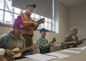 Songwriters will share their Voices in the Hills during free library concerts