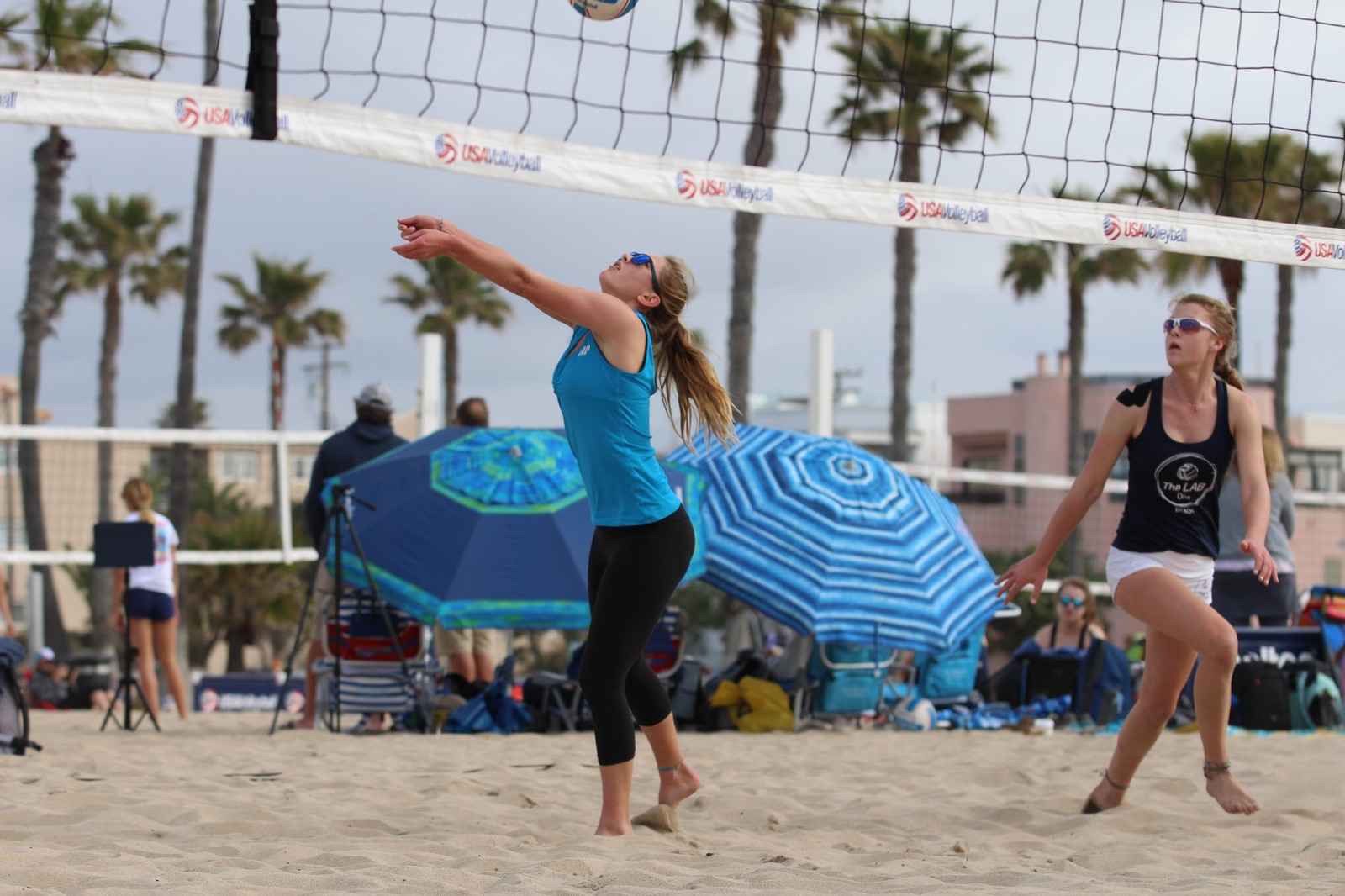 Parkite Brie Miller sees dreams realized with commitment to play Division 1 beach volleyball