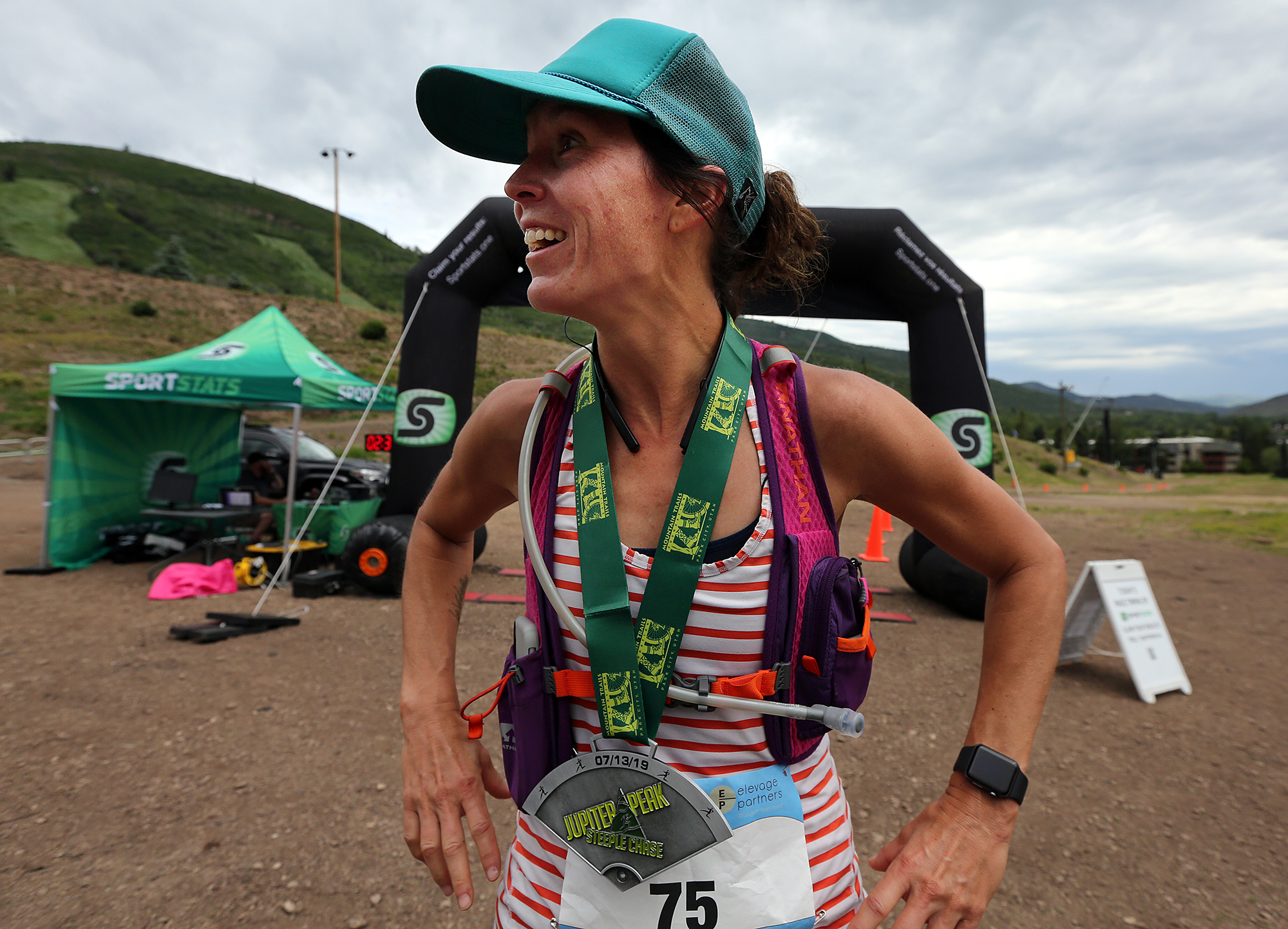 Venner and Gammon take home Triple Trail Challenge honors