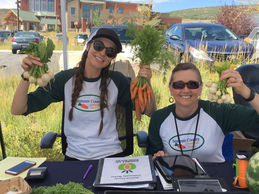 Summit County Community Market features local produce available to SNAP recipients