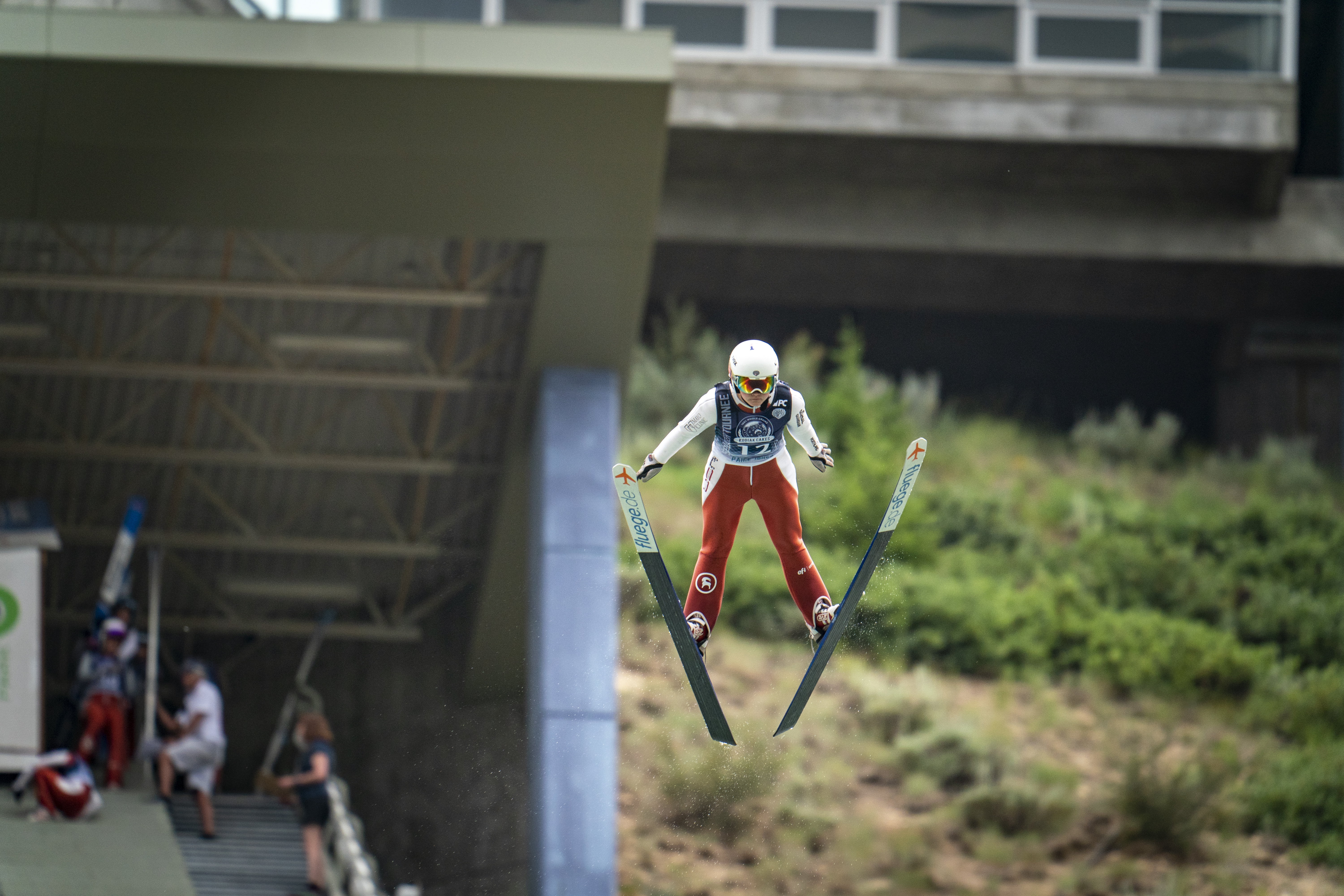 Paige Jones, already youngest member of U.S. ski jumping team, has eyes on 2020 Youth Winter Games