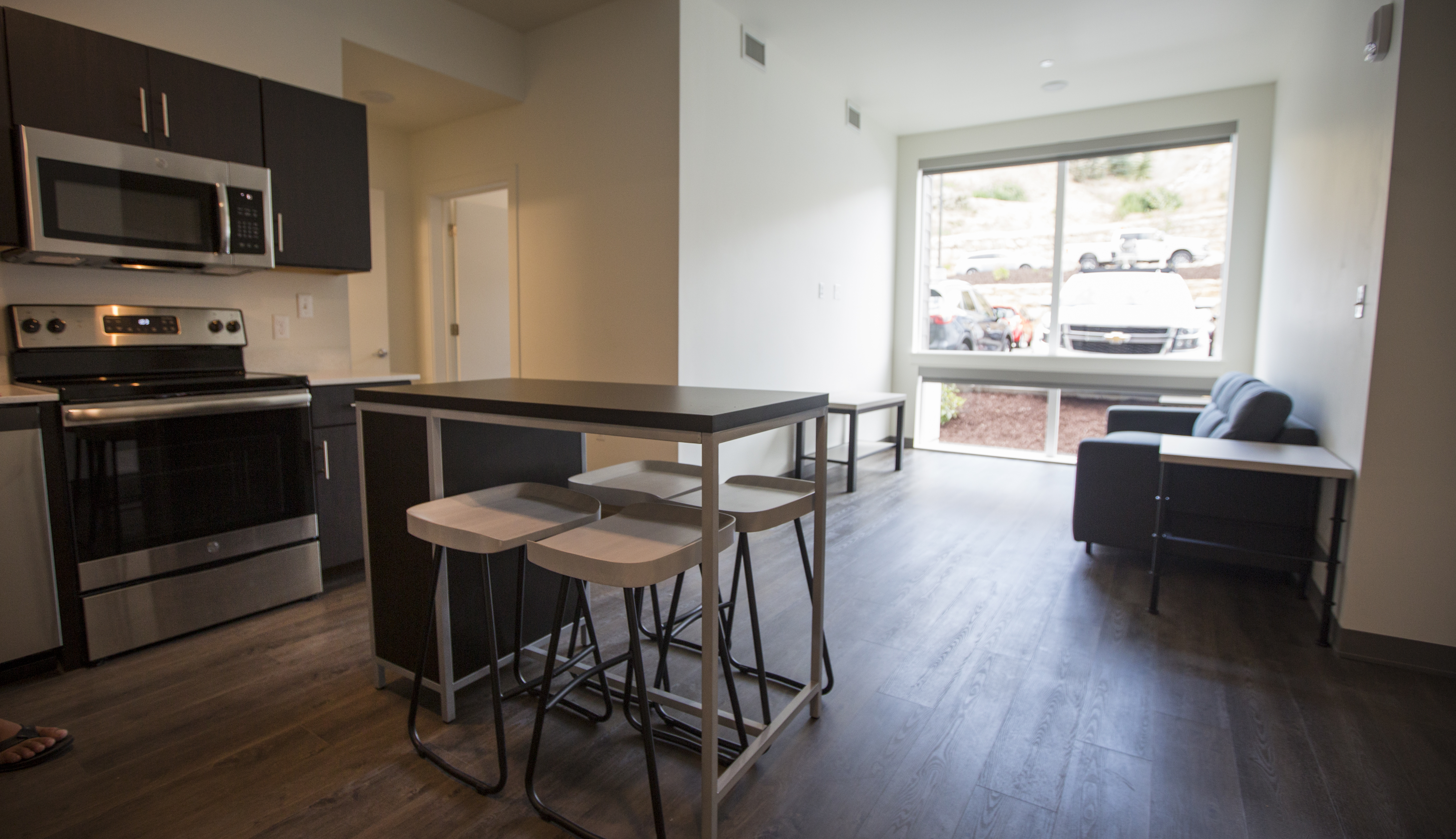 Residences at Utah Olympic Park now open for athletes to live and train in Park City year-round
