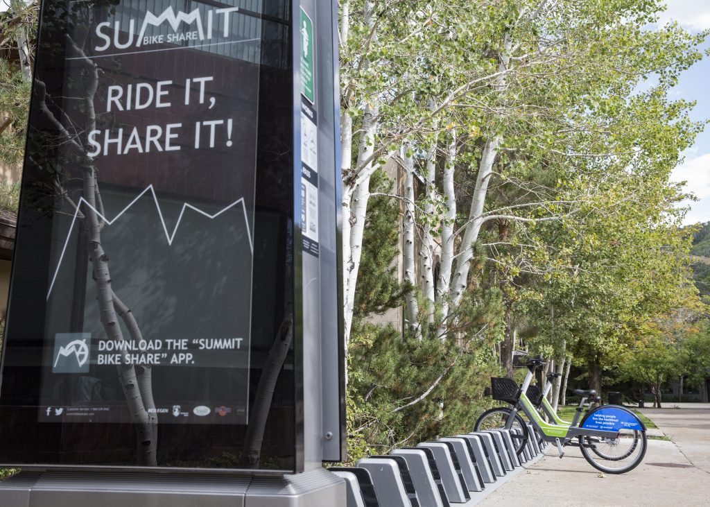 Summit Bike Share has seen sharp decline in riders. Staffing and maintenance issues are partly to blame.