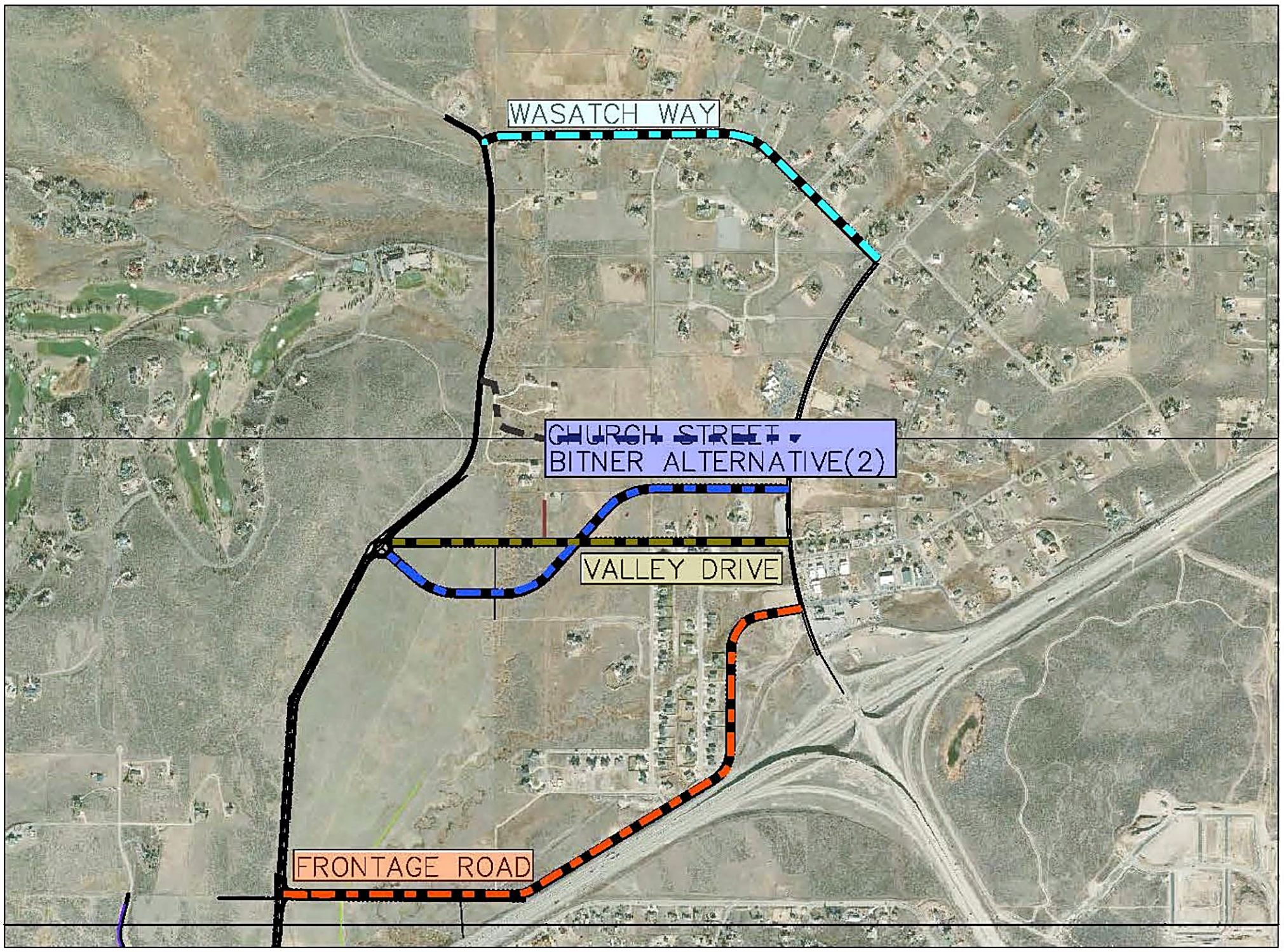Summit County Council to weigh Silver Creek/Bitner connection