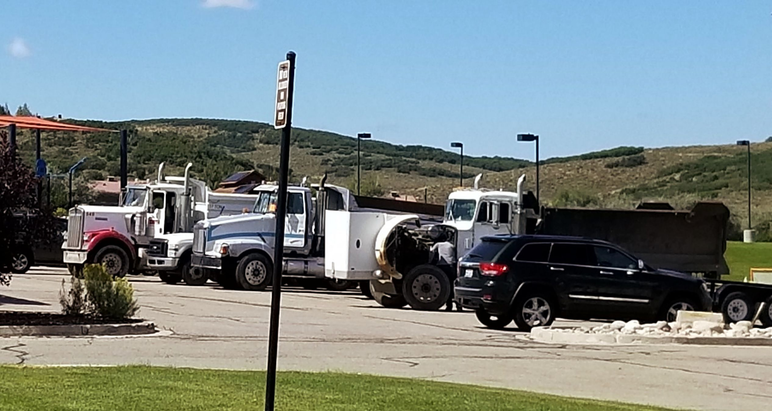 Park City takes 13 of 20 trucks off the road during safety sting