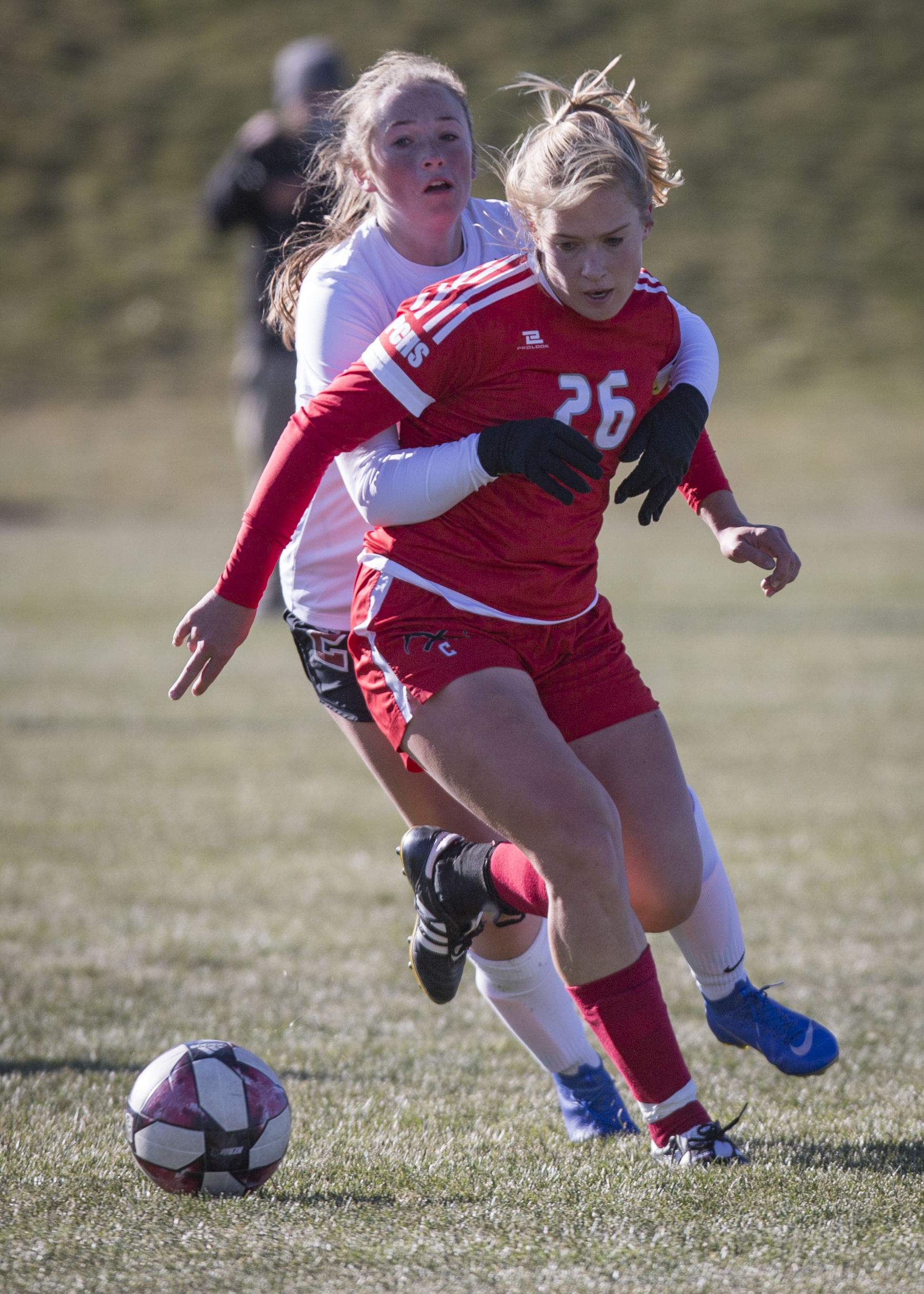 Park City girls soccer beats Bountiful to advance in 5A playoffs