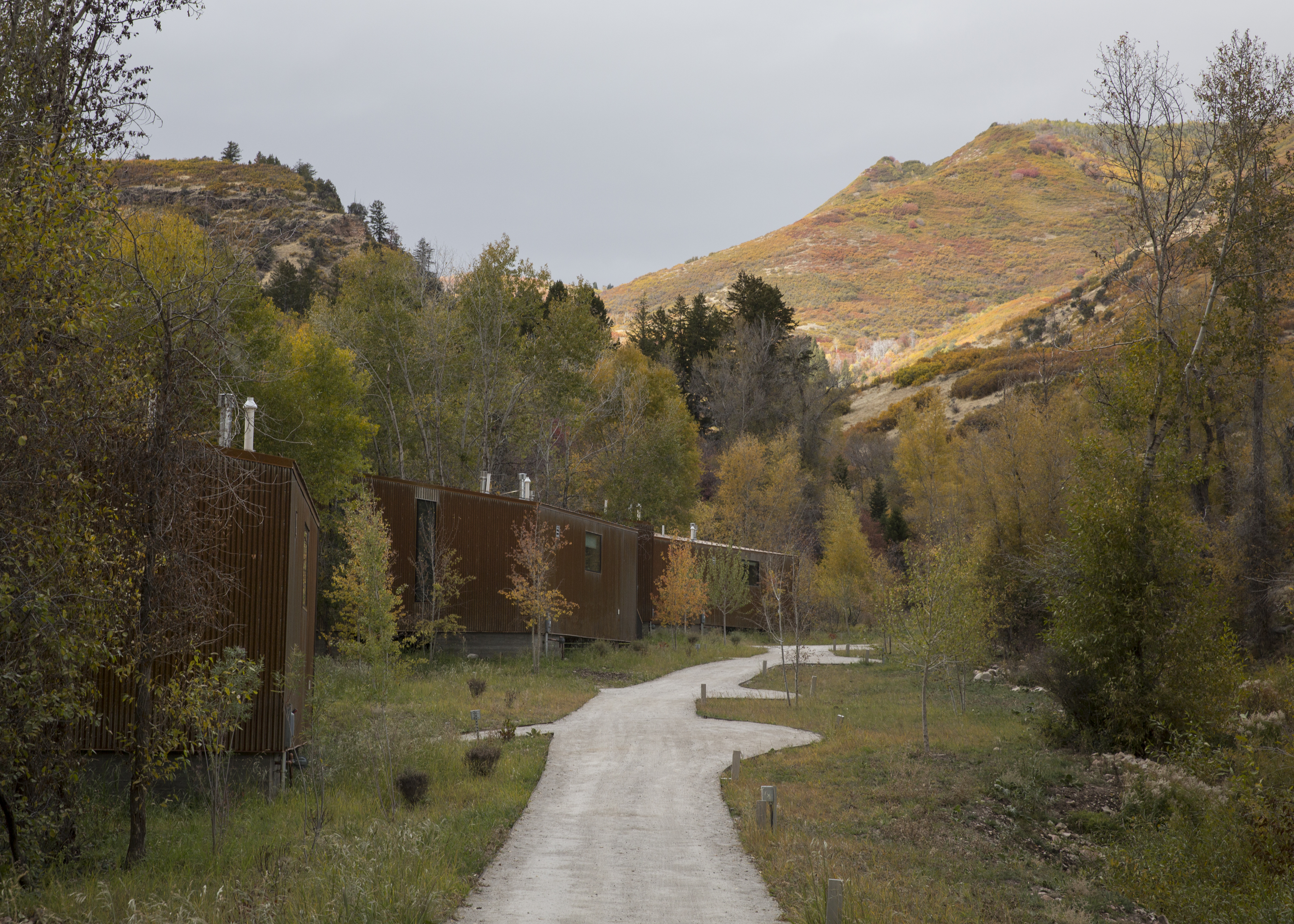 The Lodge at Blue Sky is seen as a large-scale example of agritourism, an approach that could reinvigorate the East Side