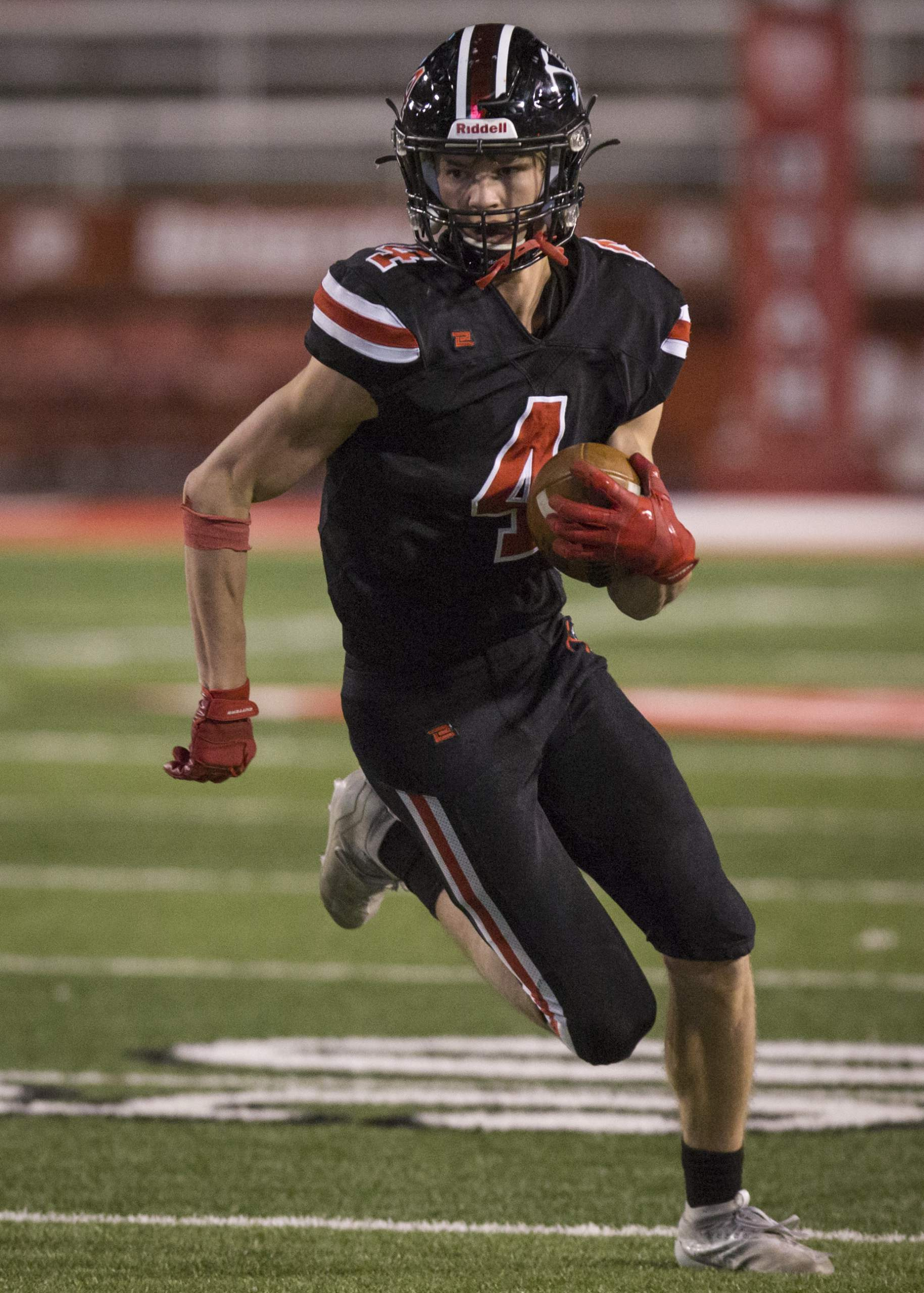 Park City High School athletes took home multiple All-Region honors