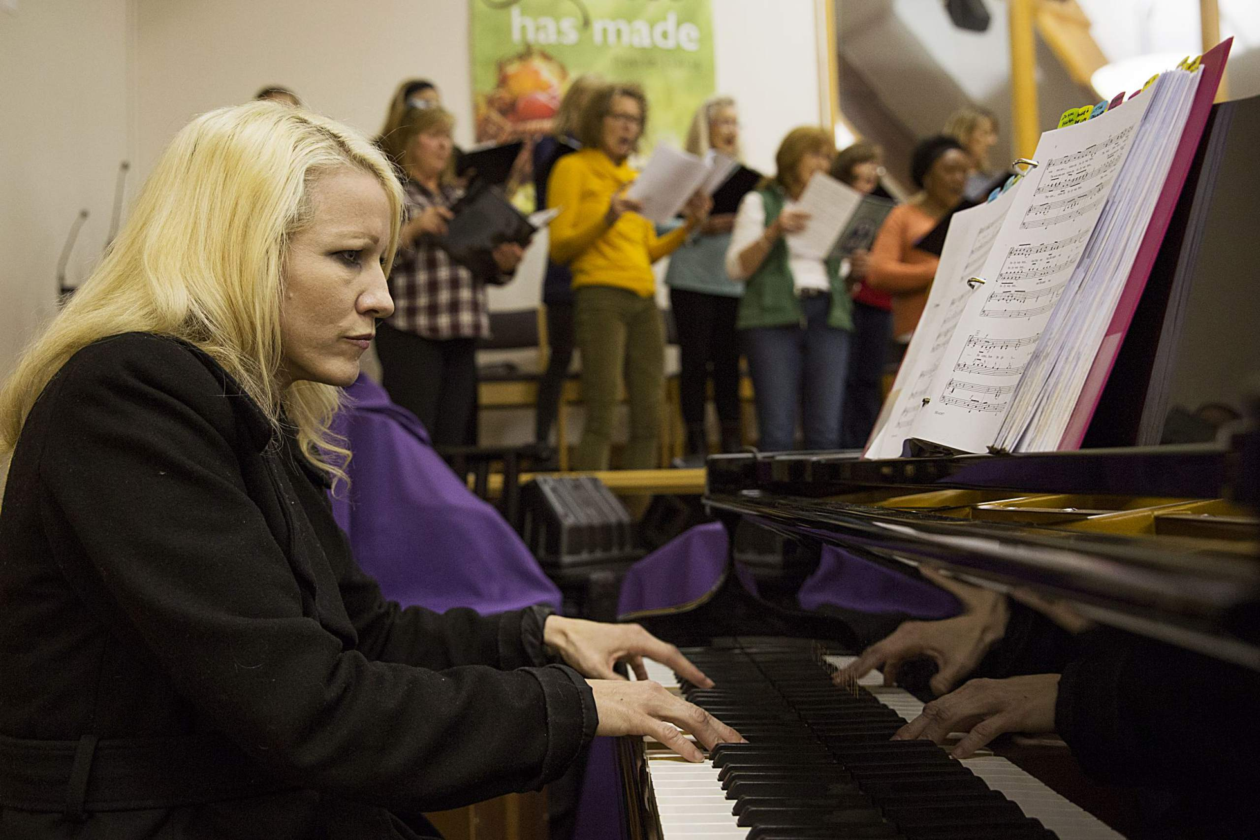 Park City Singers feel the bustle of its Christmas season schedule