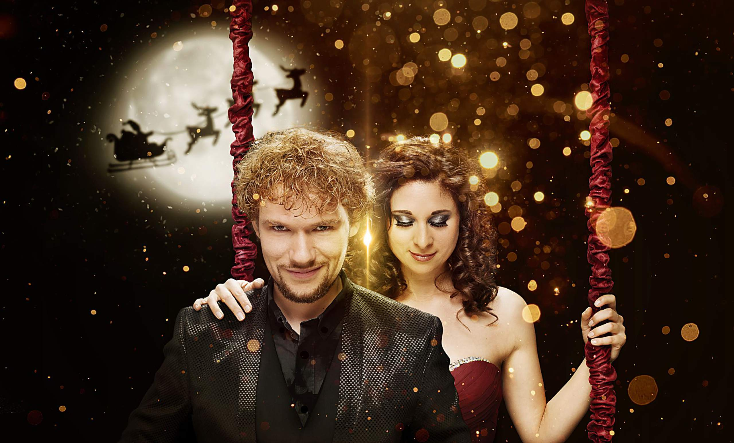 The Clairvoyants Christmas will complement the magic of the season