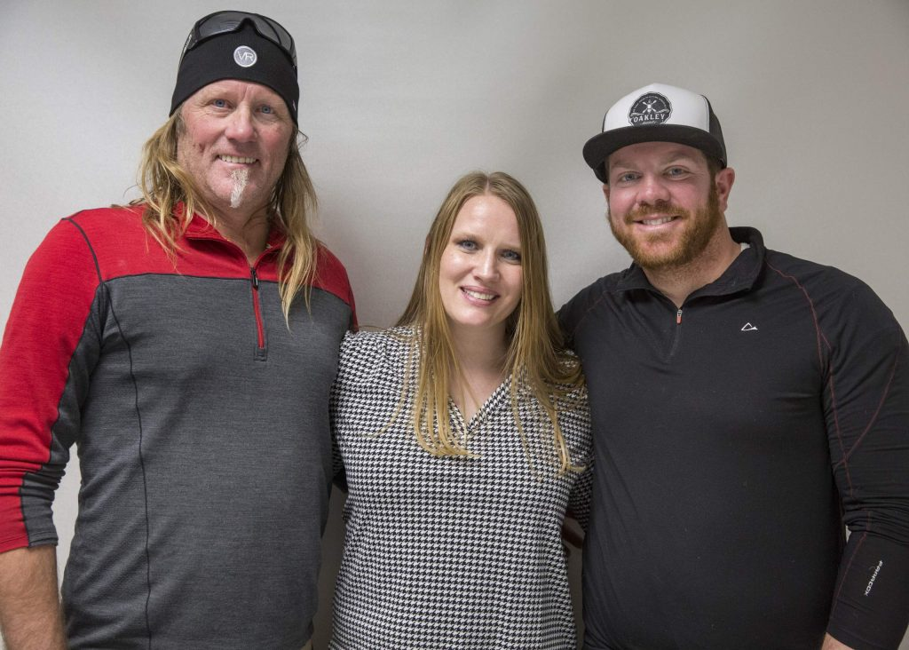 Summit County's Search and Rescue volunteers sacrifice to find those who are lost or hurt in the wilderness