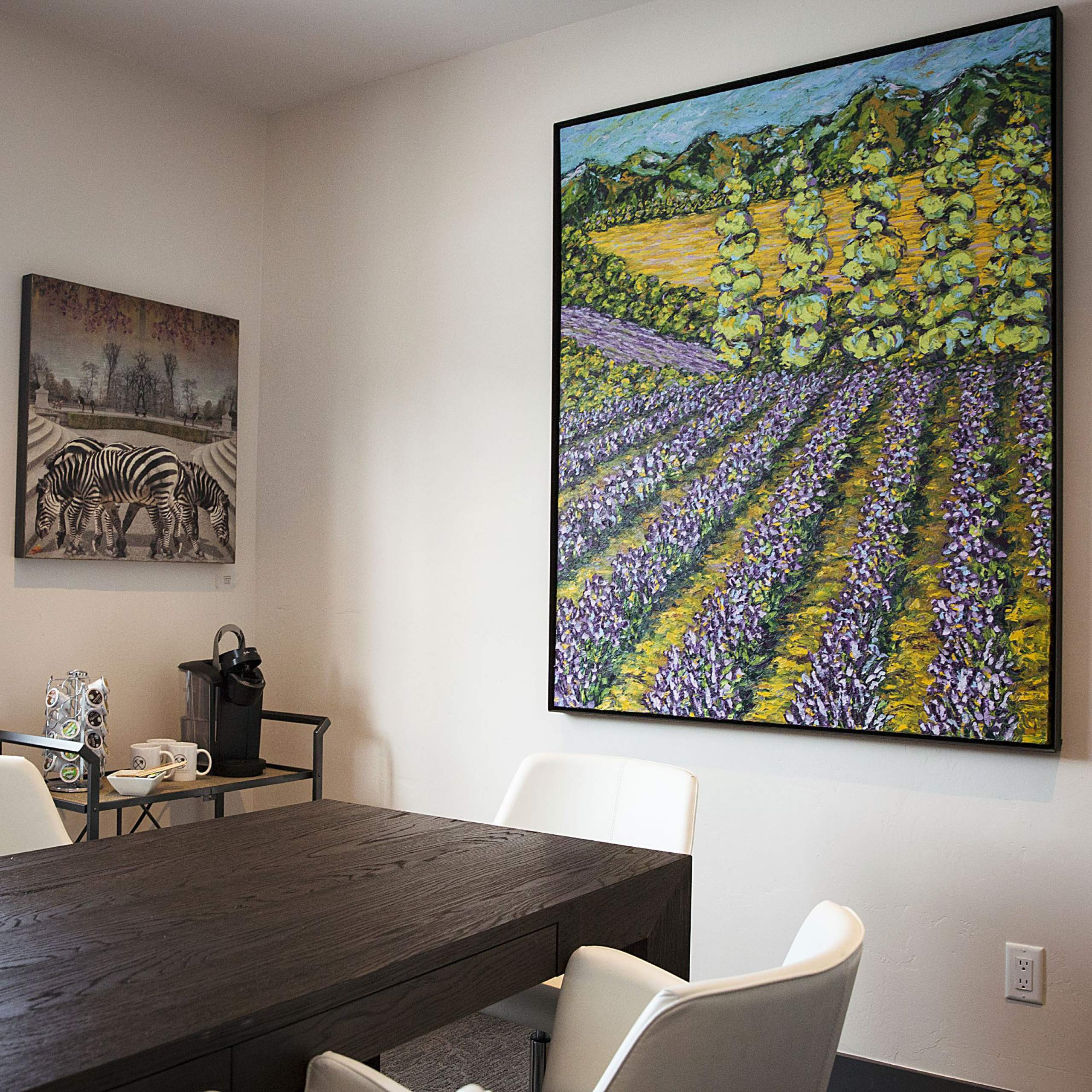 Fine art by local artists and galleries finds its way to Prospect Executive Suites