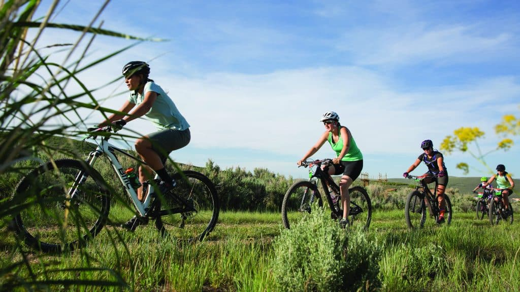 On two wheels or two feet, you'll find plenty to love on Park City's trails