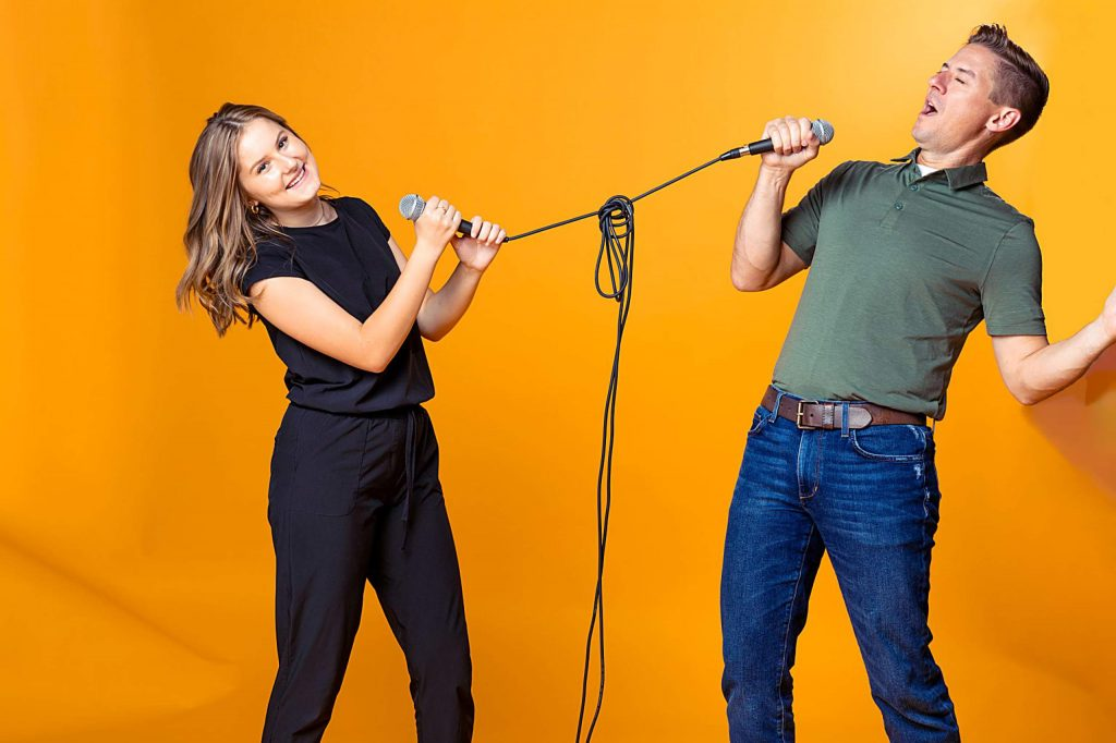 Local father and daughter YouTube sensation duo Mat and Savanna Shaw plan virtual concert